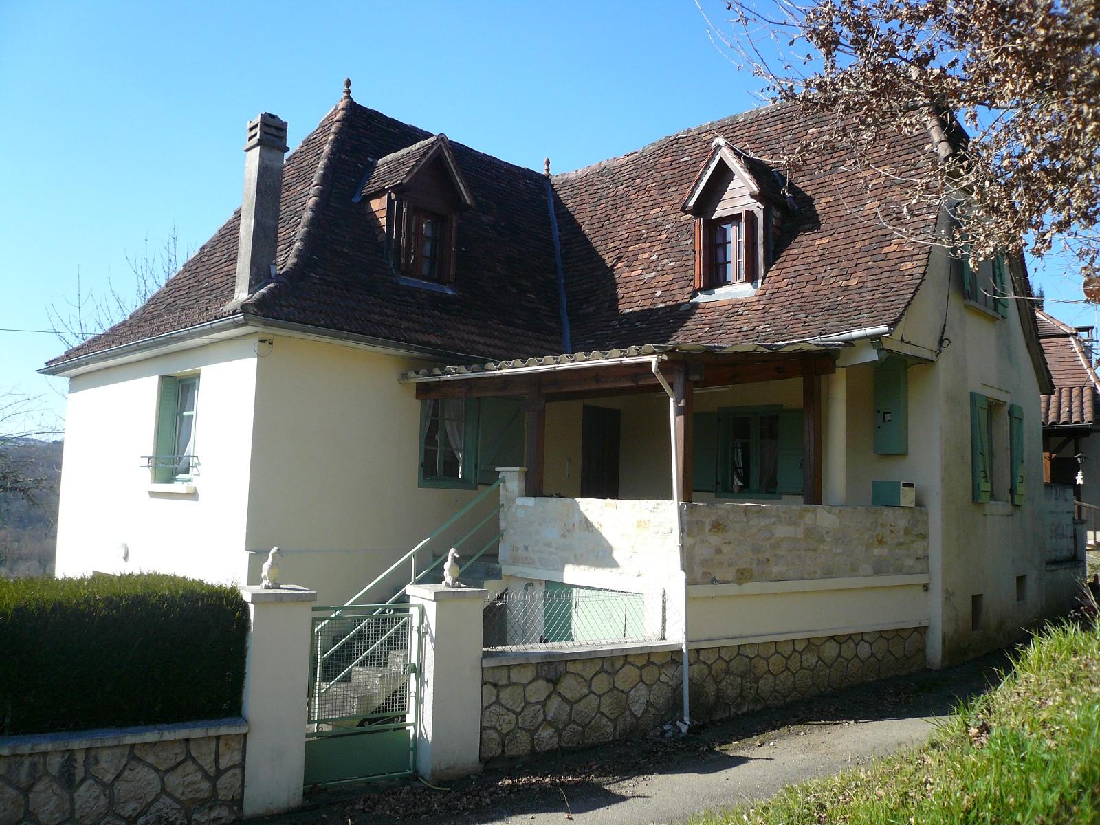 Maison à vendre BEAULIEU-SUR-DORDOGNE