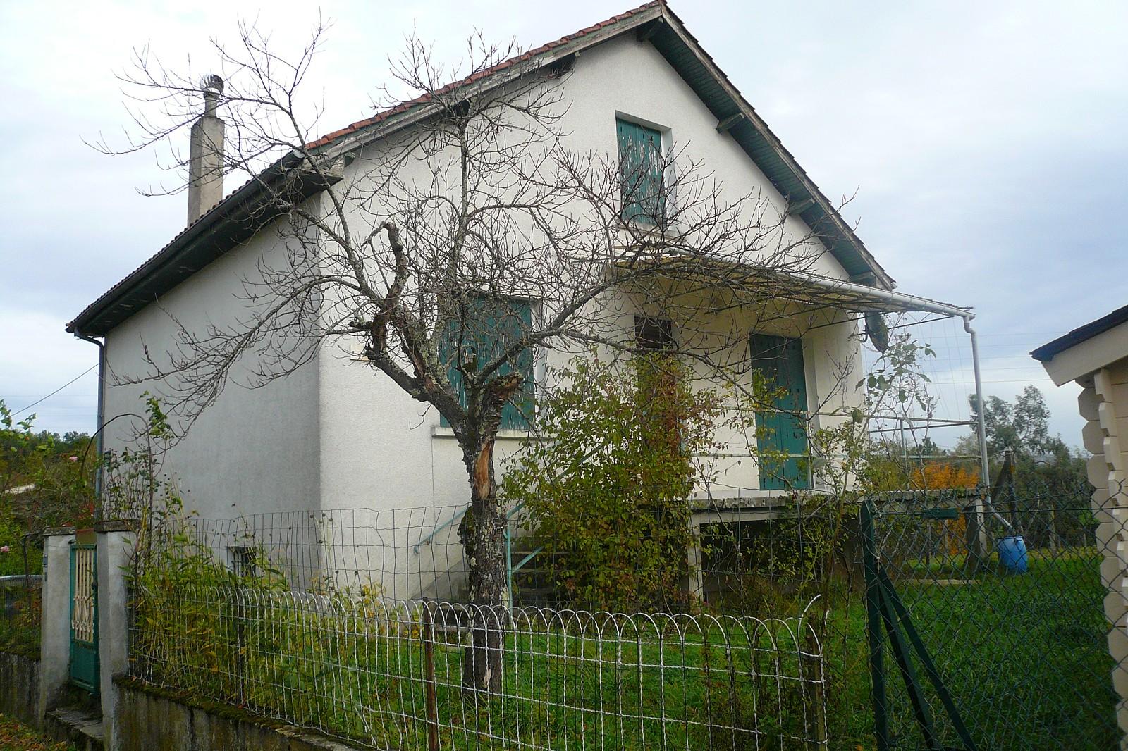 Maison avec jardin - 4 chambres